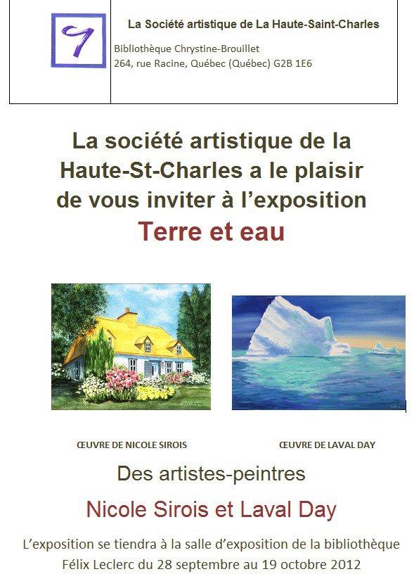 2012-09 Nicole Sirois et Laval Day