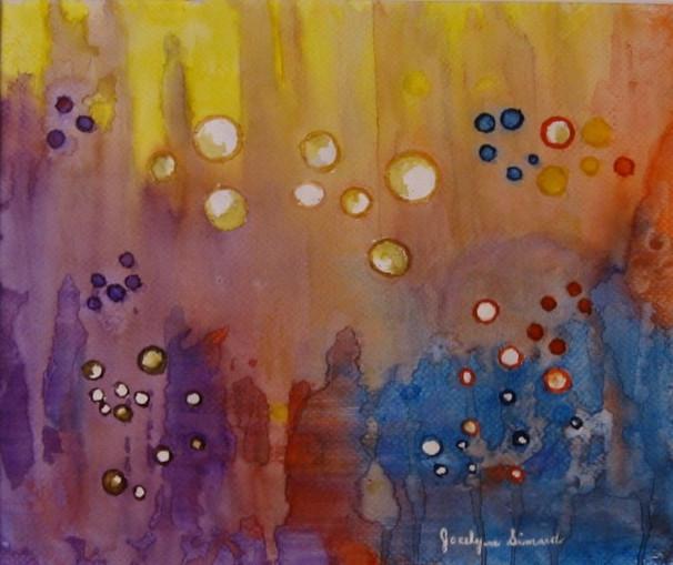 Simard Jocelyne-Des bulles ds la ville-a
