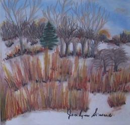 Simard Jocelyne-L'hiver à Maizerets- p.