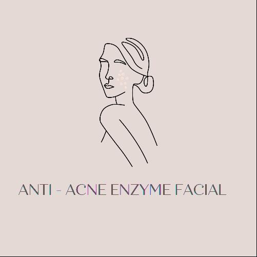 Anti - Acne Enzyme Facial