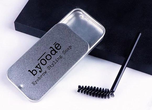 byo͞odē Brow Soap