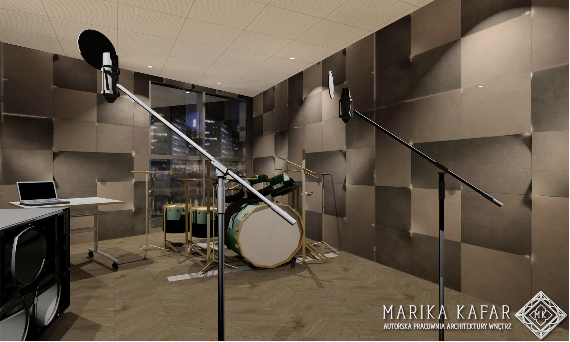 Marika Kafar. Pracownia Projektowania Wnętrz