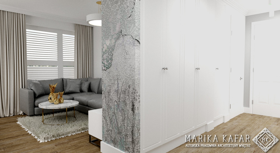 Marika Kafar Autorska Pracownia Architektury Wnętrz