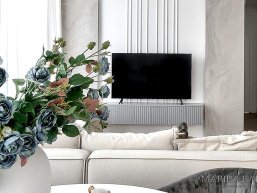 W czterech ścianach nowoczesnego luksusu, czyli aranżacja classic modern