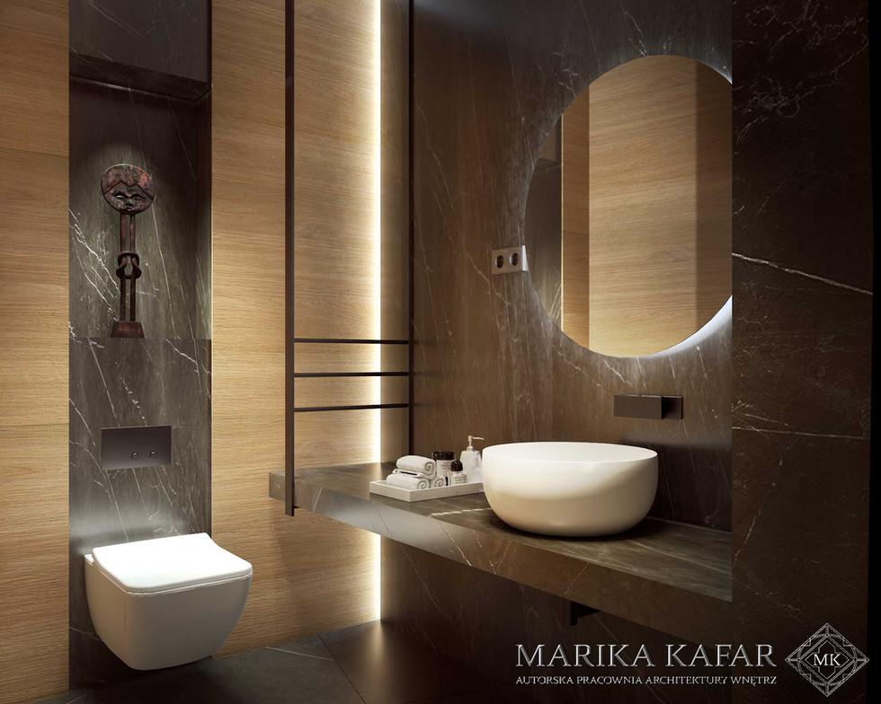 Marika Kafar, Pracowania Projektowania Architektury Wnętrz.