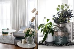 Marika Kafar. Połączenie nowoczesnej prostoty z egzotyczną aurą.