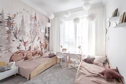 Marika Kafar. Pastelowe kolory w pokoju dziecięcym.