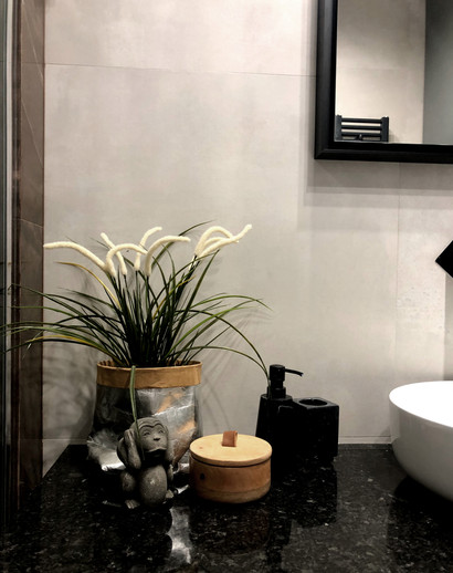 Marika Kafar. Projekt nowoczesnej łazienki.