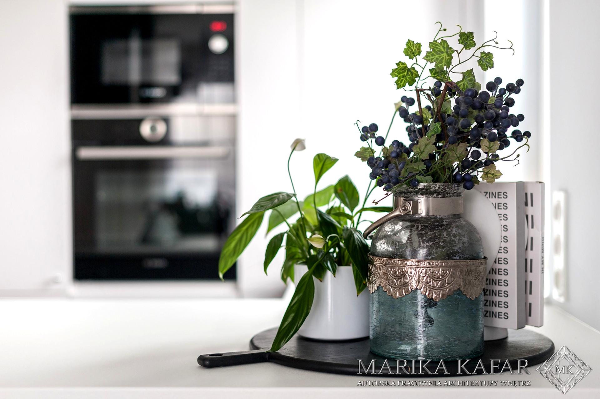 Marika Kafar. Projekt, w którym rośliny pełnią ważną rolę.