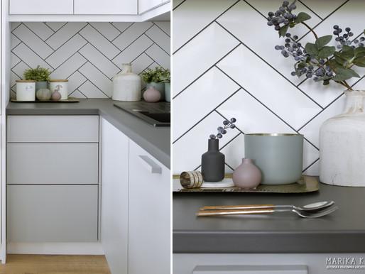 5 pomysłów na organizację miejsca w małej kuchni