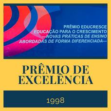 Prêmio de Excelência Pedagógica