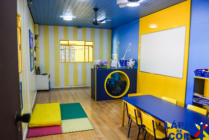 Sala da Educação Infantil