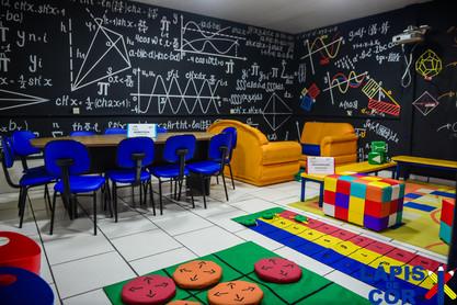 Sala de matemática
