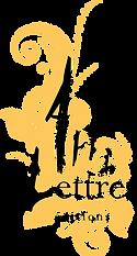 Logo éditions l'Art de Lettres