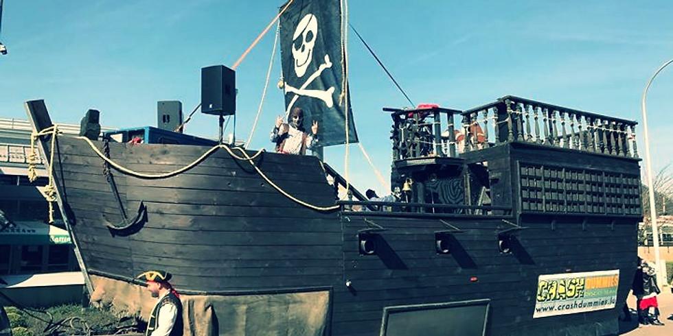 Pirates Keeler Kannerkavalkad
