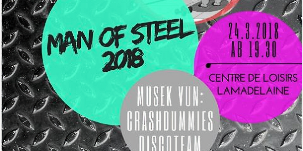 Man of Steel 2018