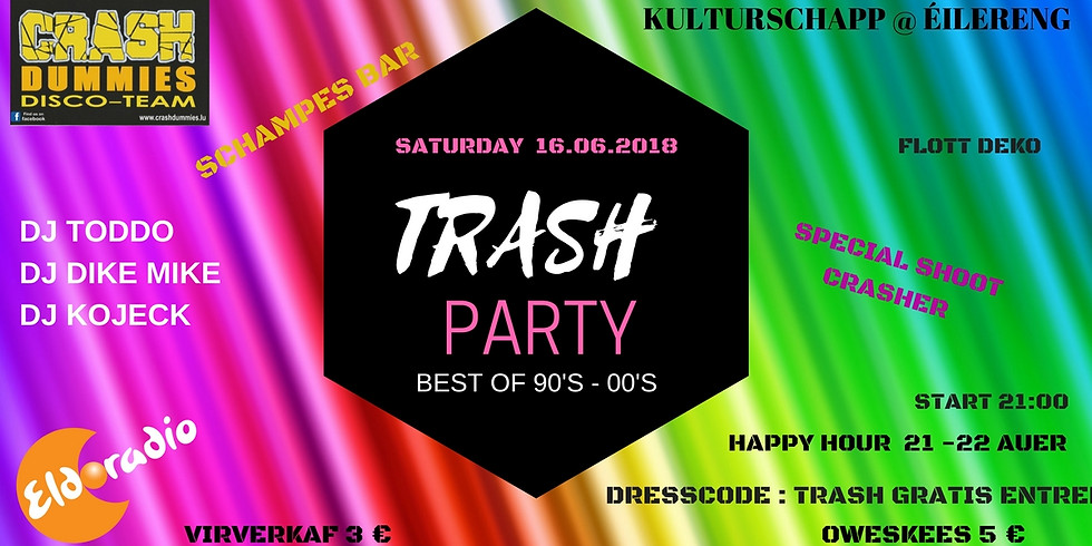 Trash Party  Best of 90's -00's
