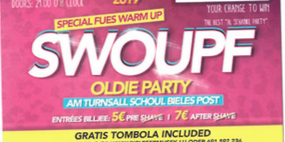 Swoupf Oldie Party  (1)