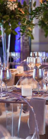 Acrylic Table Silver Goblets.jpg