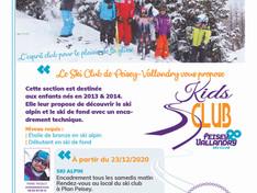Kid's Club 2020-2021
