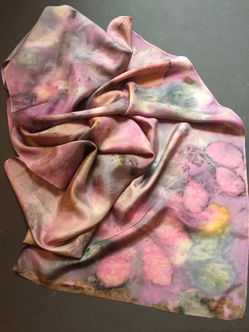 347: Dye with Cochineal & Print Botanical.