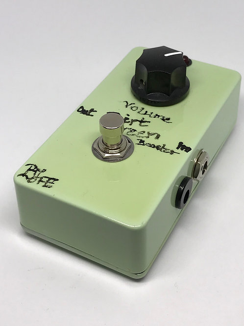 BJFe Dirt Green Booster