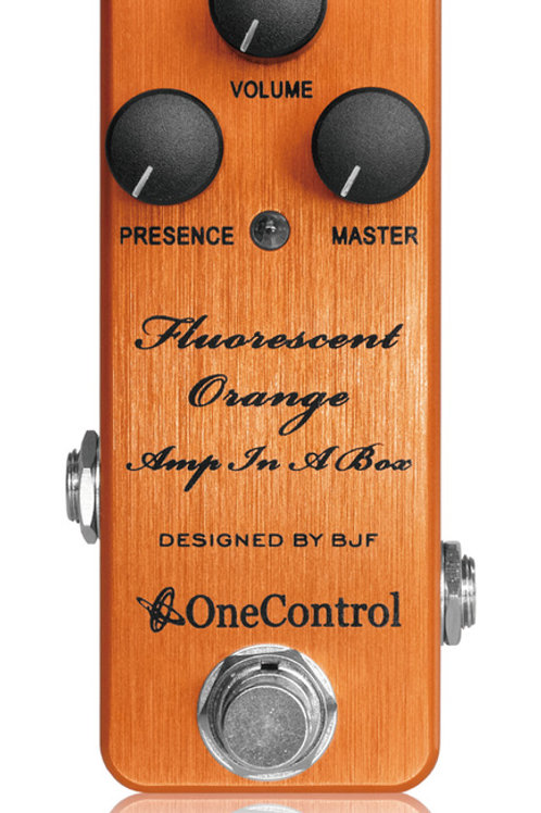 One Control Fluorescent Orange AIAB