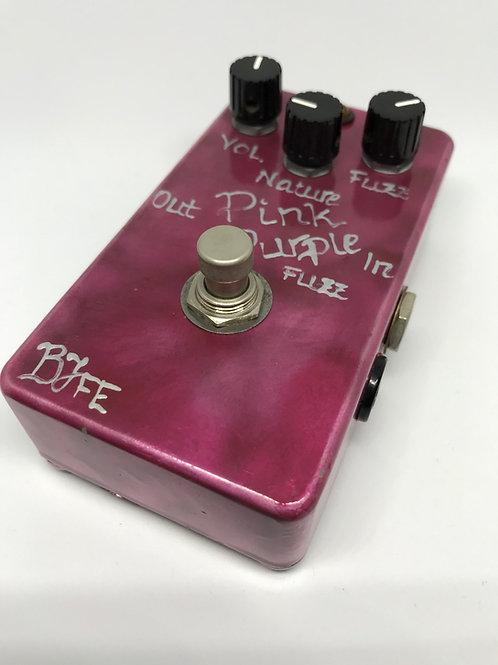 vintage BJFe Pink Purple Fuzz (Elfa) #143