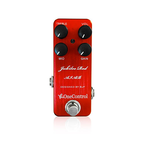 One Control Jubilee Red AIAB