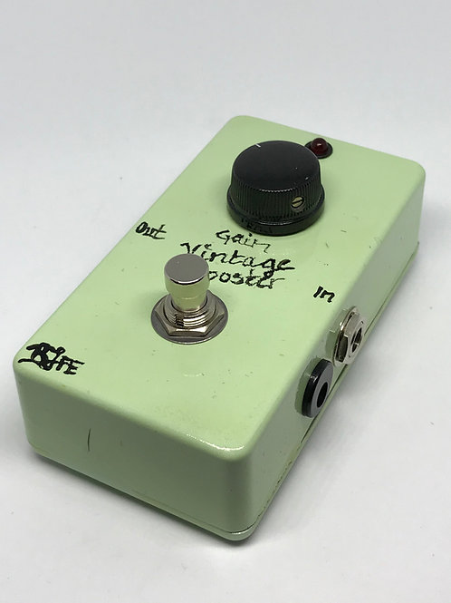 BJFe Mint Green Vintage Booster