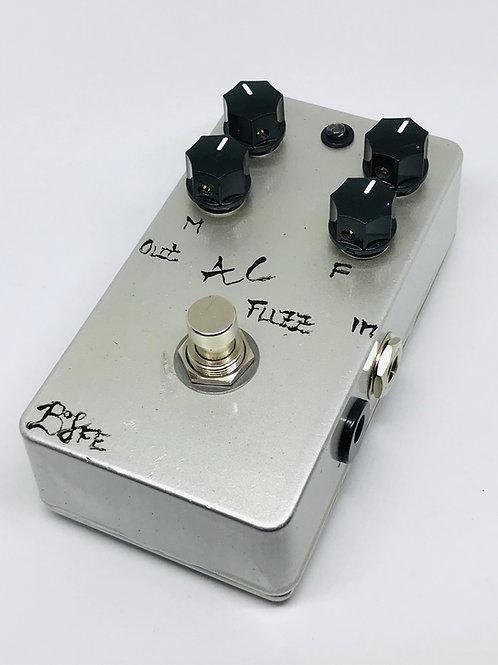BJFe AC Fuzz silver
