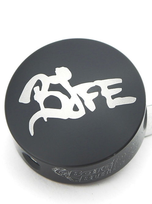BJFe barefoot button (V1 black)