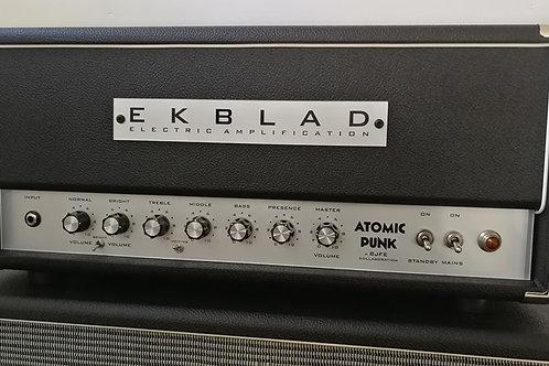 Ekblad BJFe Atomic Punk EL34 40W Head