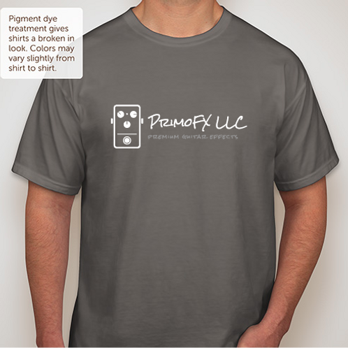 PrimoFX LLC t-shirt