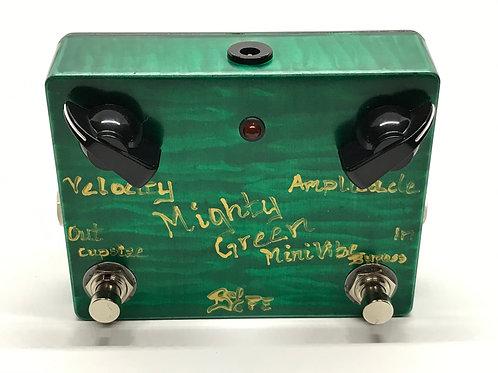 BJFe Mighty Green MiniVibe Deluxe