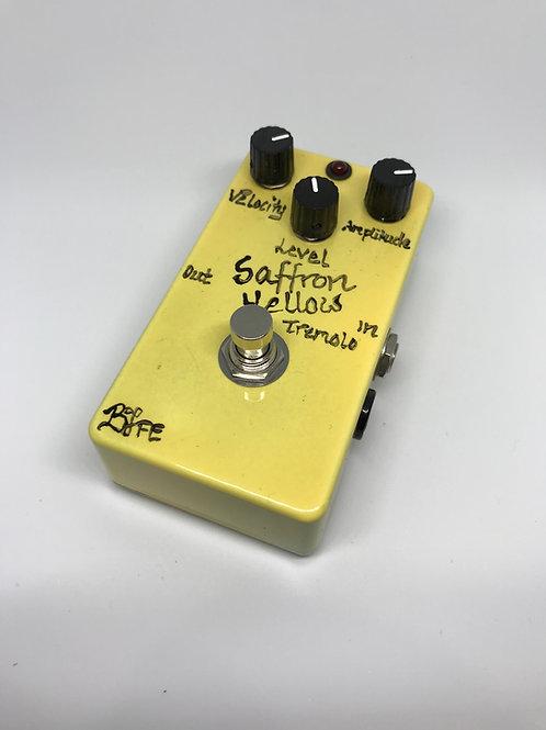 BJFe Saffron Yellow Tremolo