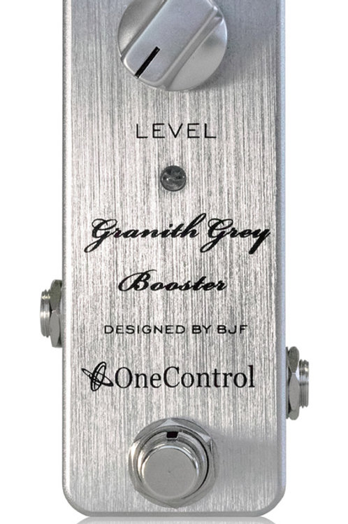 One Control Granith Grey Booster
