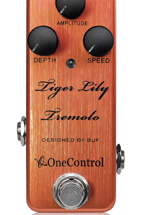 One Control Tiger Lilly Tremolo