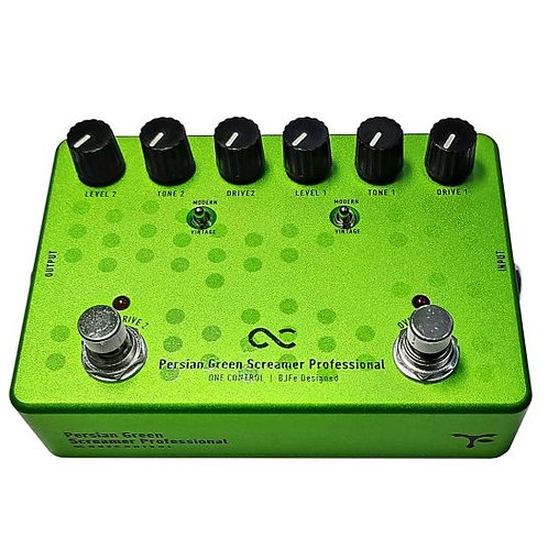 One Control Persian Green Screamer Professional