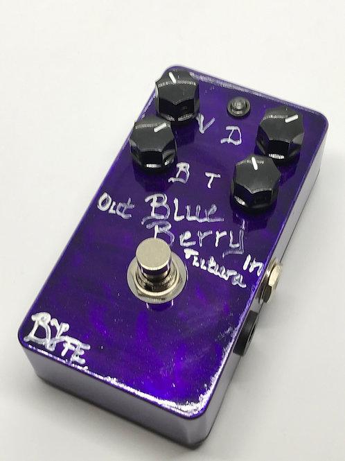 BJFe BlueBerry Bass OD Futura X