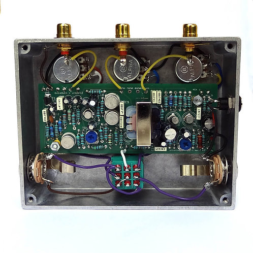 Moody Sounds BJF Universal Reverb Driver kit