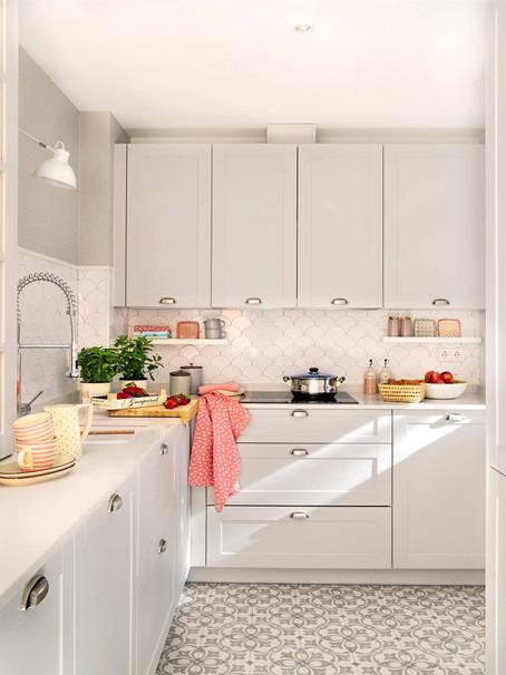 Almacenamiento para cocinas pequeñas | Storage for small kitchens