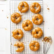 Biscoff Donuts