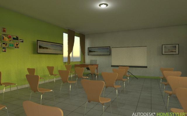 Investigaci n basada en los colores del aula de clases - Colores tierra para salon ...