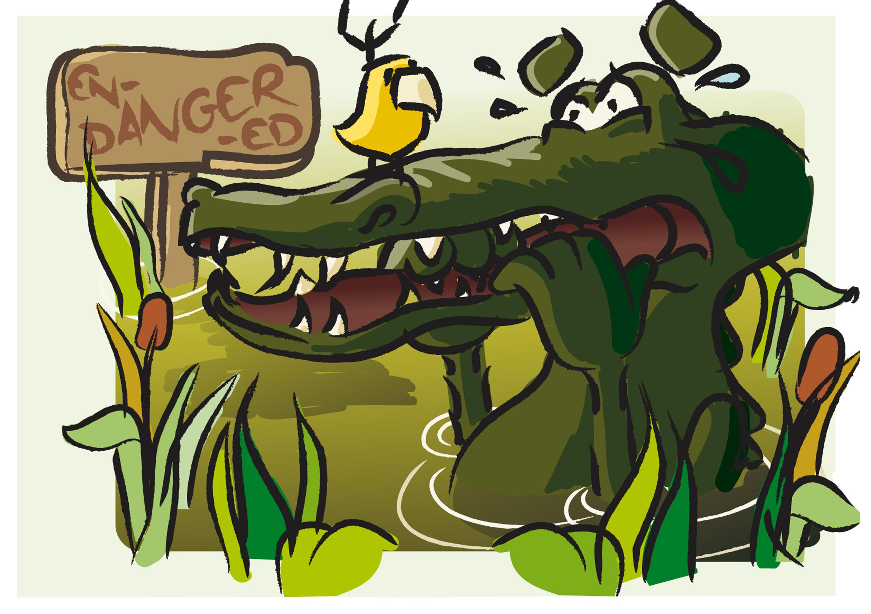 endangered 3