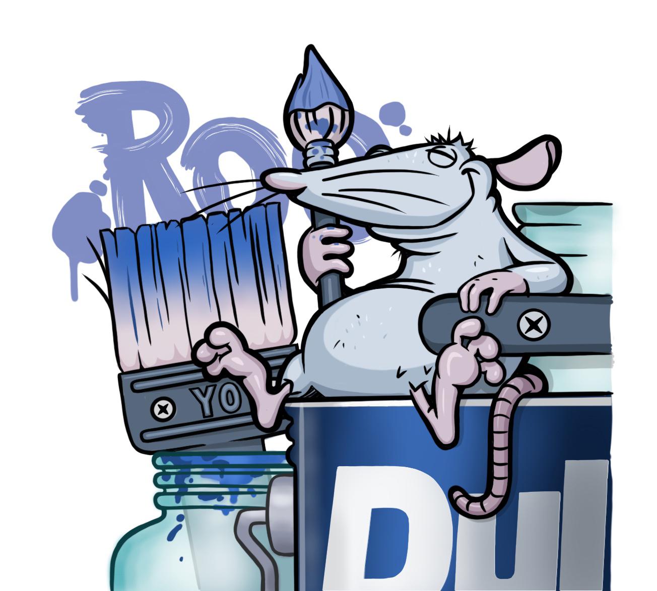 dulux rat