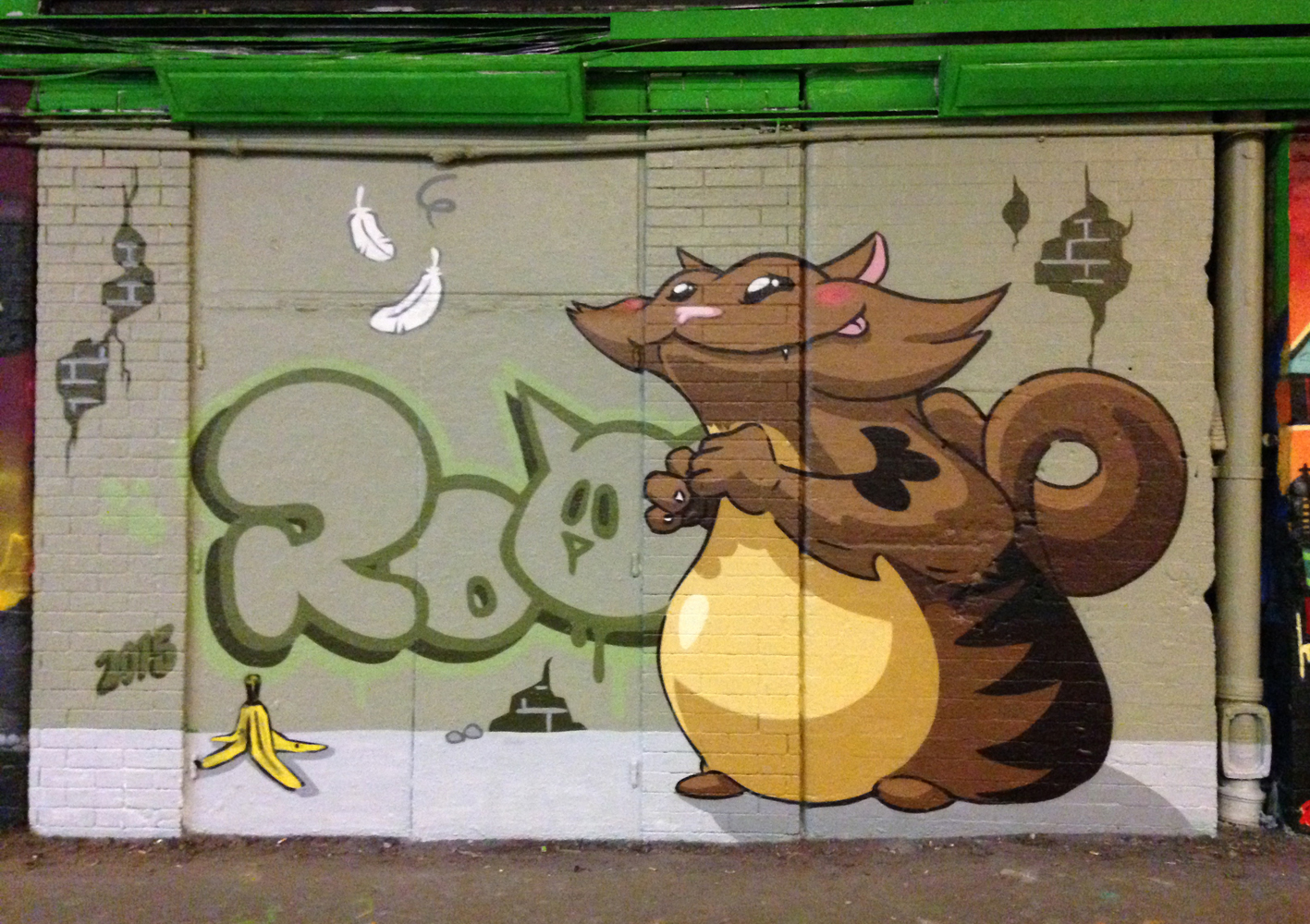 cat at leake st