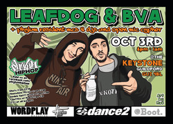 leafdog and bva
