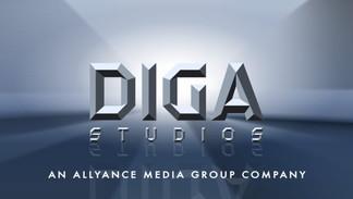 DIGA STUDIOS LOGO ID