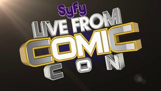 SYFY COMIC CON